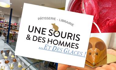 Visuel du projet Une Souris et Des Hommes... et des Glaces!