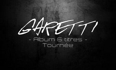 Project visual STEPHANE GARETTI - Premier EP