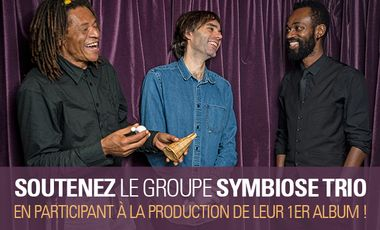 """Visuel du projet Symbiose - Premier album  """"Massemba"""""""