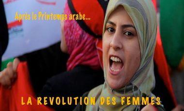 Visuel du projet La révolution des femmes