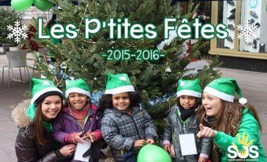 Visueel van project Les P'tites Fêtes des enfants Grenoblois