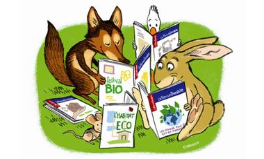 Project visual LaRevueDurable : un nouveau site pour dix ans de savoirs sur l'écologie