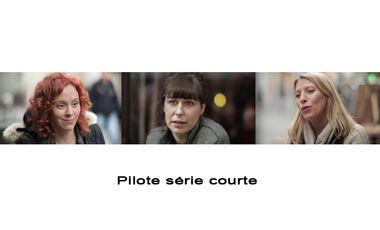 Visueel van project Pilote d'une série courte où se rencontrent Sucreries, Femmes et Géopolitique