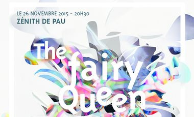 Project visual THE FAIRY QUEEN