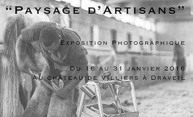 """Visueel van project Exposition photographique """"Paysage d'Artisans"""""""