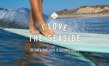 Visuel du projet I Love the Seaside - the surf and travel guide