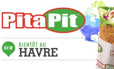 Visuel du projet Pita Pit Le Havre