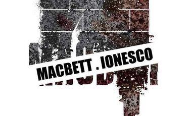 Visueel van project Macbett, de Ionesco
