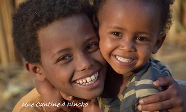 Visueel van project Une cantine pour Dinsho