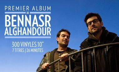 Project visual Premier album de BenNasr AlGhandour