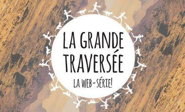 Project visual La Grande Traversée / The Great Journey