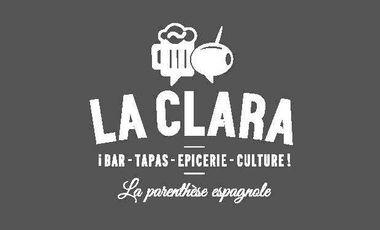 Visuel du projet La Clara - Bar~Tapas~Epicerie~Culture