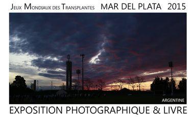 Project visual EXPOSITION ET LIVRE SUR LES JEUX MONDIAUX DES TRANSPLANTES