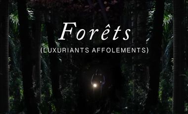 Visueel van project Exposition / Forêts (luxuriants affolements)
