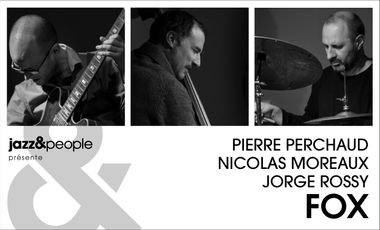 Project visual Perchaud / Moreaux / Rossy = FOX