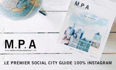 Project visual M.P.A // Merci Pour l'Adresse