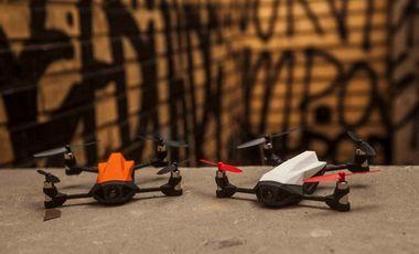 Project visual Nano Racer