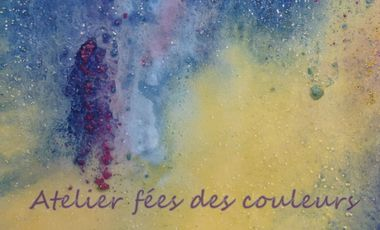 "Project visual Atelier ""Fées des couleurs"""