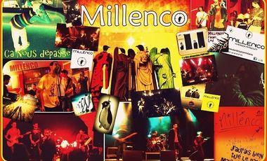 Project visual Millenco sort son premier album