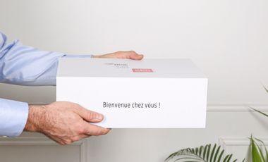 Visueel van project Coffrets Made in France personnalisables