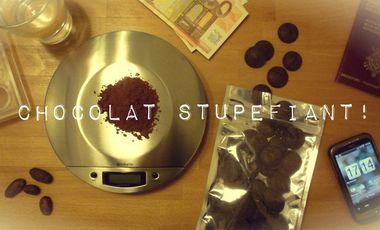 Visuel du projet CHOCOLAT STUPÉFIANT !