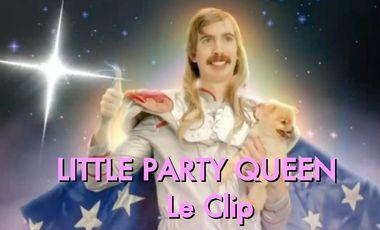 Visueel van project Little Party Queen - Le Clip !