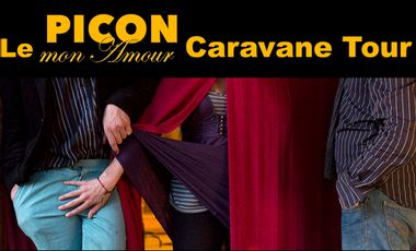 Project visual le Picon Mon Amour Caravane Tour!!