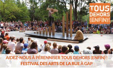 """Visueel van project Festival """"Tous dehors (enfin) !"""""""