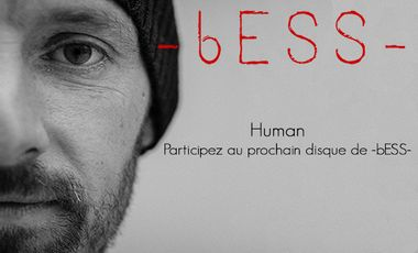 "Project visual -bESS-  Nouvel album ""Human"""