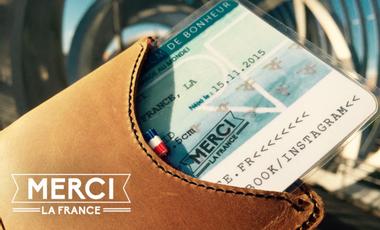 Visueel van project Portefeuille réinventé pour frenchies - MerciLaFrance