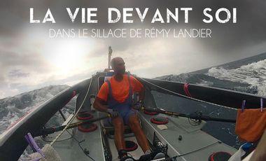 Visuel du projet La vie devant soi / Dans le sillage de Rémy Landier