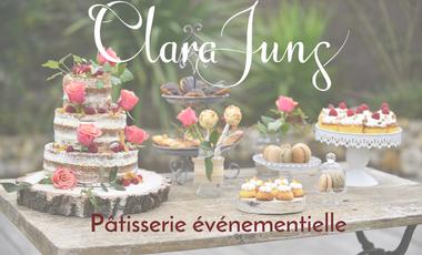 Visuel du projet Clara Jung - Pâtisserie événementielle