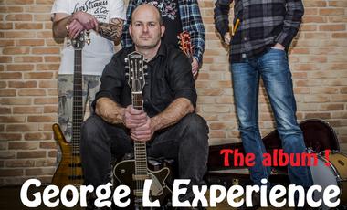 Visuel du projet George L Experience - The album