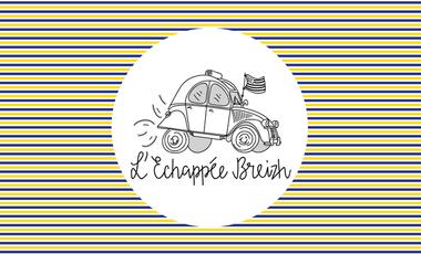 Visueel van project L'Échappée Breizh