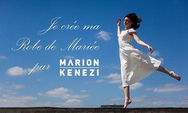 Visueel van project Je crée ma robe de mariée by MARION KENEZI