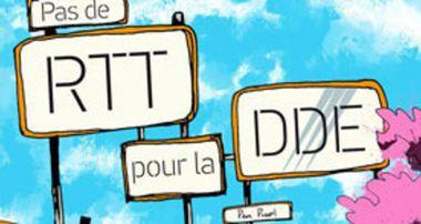Project visual pas de RTT pour la DDE