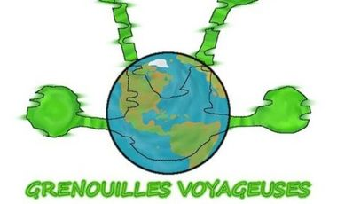 Project visual Les grenouilles voyageuses