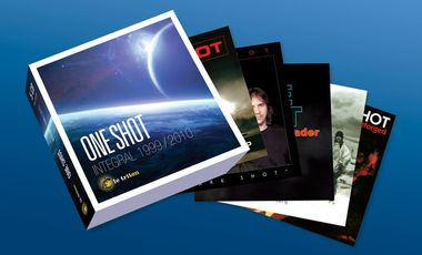 Project visual COFFRET INTEGRAL ONE SHOT