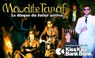 Visuel du projet L'Oeuvre Cosmique du Maudite Taraf