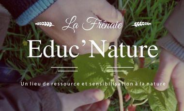 Visueel van project Educ'Nature