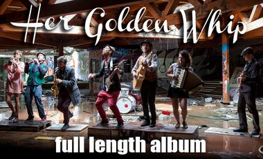 Visueel van project Her Golden Whip - Full-Length Album