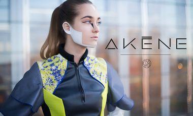 Visueel van project AKENE- collection