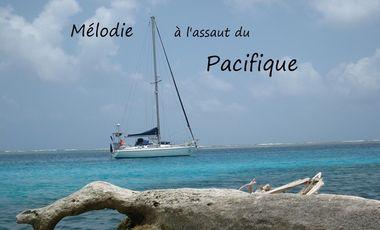 Project visual Mélodie à l'assaut du Pacifique