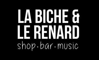 Visuel du projet LA BICHE & LE RENARD - Concept Store&Bar Lillois