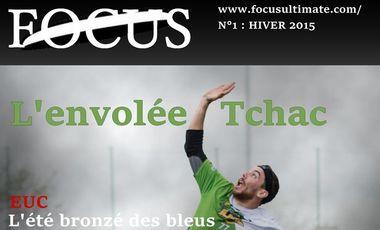 Visueel van project Focus Magazine