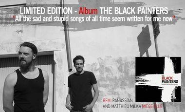 Visuel du projet THE BLACK PAINTERS - Limited Edition