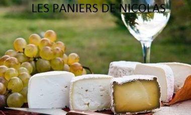 Visuel du projet Les paniers de Nicolas