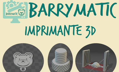 Project visual Impression 3D - Barrymatic