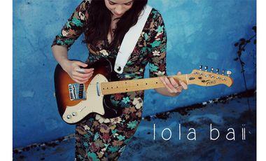 Project visual Le second album de Lola Baï