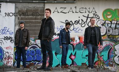 Visueel van project Azalena - Le nouvel EP !